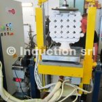 """Induction melting furnace """"Roll-over"""""""