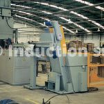 200 kW plant with billet loader for aluminum heating