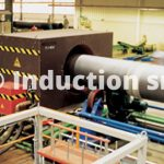 Induction heating for coating