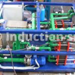 Extended heat exchanger group