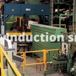 Induction heating automatic lines for annealing of bars, wires, strands and pipes of ferrous and non-ferrous metals