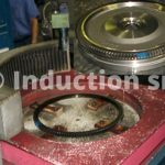 Induction heating for heat treatments