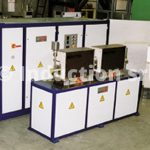 Automatic lines for annealing of bars, wires, strands and pipes of ferrous and non-ferrous metals