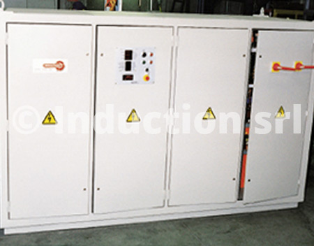 1000 kW Converter for induction heating equipment