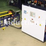100 kW induction heating plant
