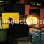 Heating for pipe extrusion process