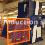 Billets loader for induction heating plant