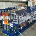 1.600 kW plant for metal hot forging