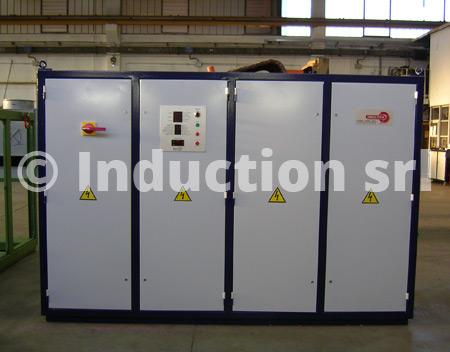 400 kW SCR converter