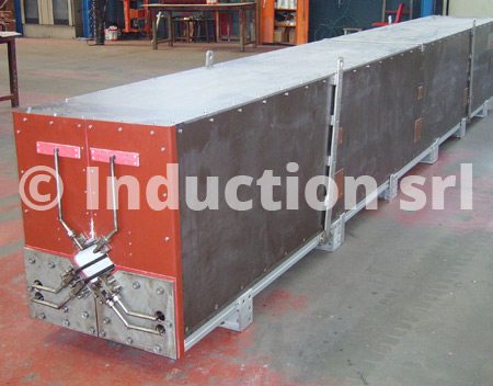 Design, reparation and construcion of heating coils
