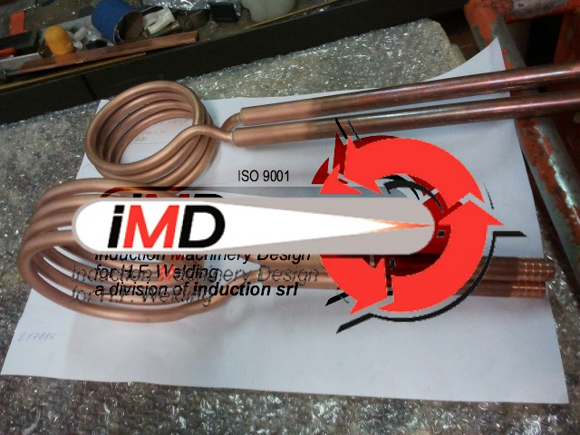 Heating coils for High Frequency Welders