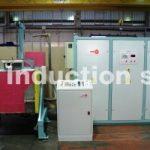 Medium frequency melting furnace 250 kW