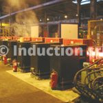 6 MW plant for tubes hot reduction