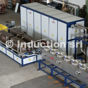 induction heat treatment