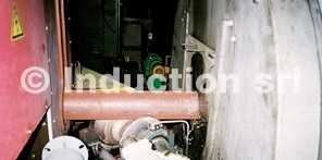 induction heat treatment pipe, trattamenti termici ad induzione per tubi