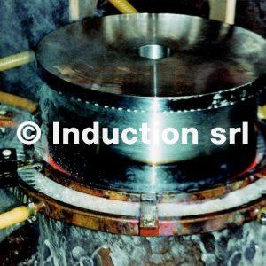 induction heat treatement, tempra ad induzione, trattamenti termici ad induzione