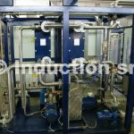 Water cooling units for heat treatments plants
