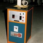 Induction melting furnaces for gold and precious metals