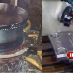 Hardening and tempering of blades, rotors, gears and shafts by induction heating