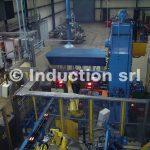 Induktionserwärmung stabilizer bars