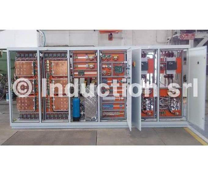 IGBT medium frequency converter our model IHFT2000kW