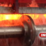Induction heating for tempering