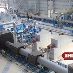 Induction heating for pipes industry