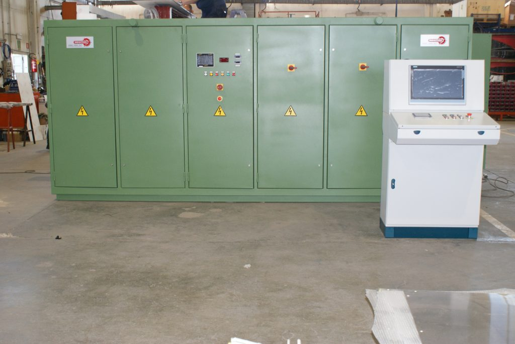 1.200 kW IGBT Converter Multi-System (M-SYS)