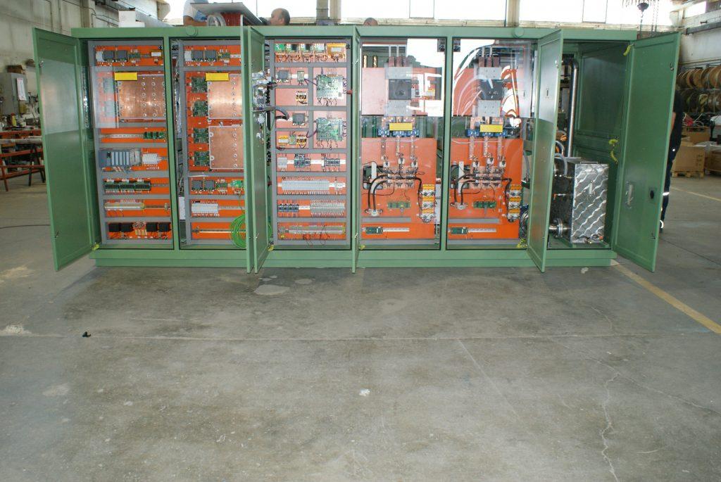 1.200 kW IGBT Converter Multi-System (M-SYS)